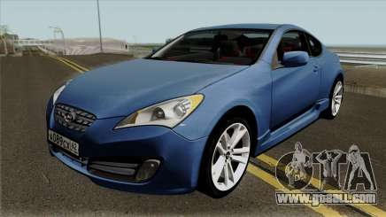 Hyundai Genesis for GTA San Andreas