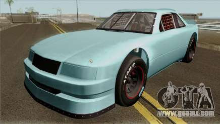 Declasse Hotring Sabre GTA V for GTA San Andreas