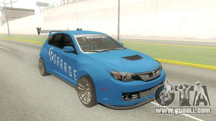 Subaru Impreza WRX STi Type RA Spec C for GTA San Andreas