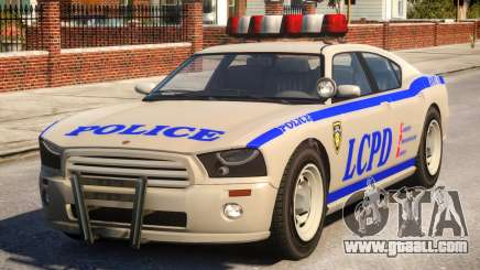 Police Buffalo for GTA 4