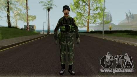 Exercito Brasileiro - TC GTA Brasil for GTA San Andreas second screenshot