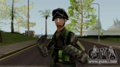 Exercito Brasileiro - TC GTA Brasil for GTA San Andreas