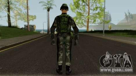 Exercito Brasileiro - TC GTA Brasil for GTA San Andreas third screenshot