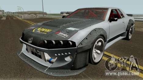 Elegy Beast for GTA San Andreas