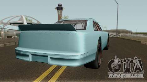 Declasse Sabre Hotring GTA V IVF for GTA San Andreas