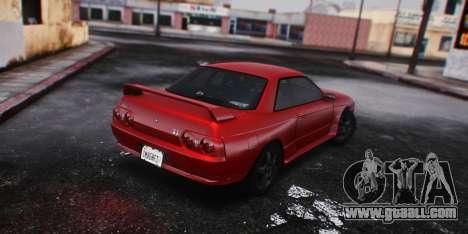 Nissan Skyline GT-R (BNR32) 1989 for GTA San Andreas
