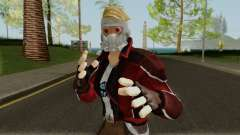 Starlord From Marvel Strike Force for GTA San Andreas
