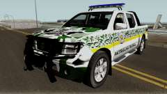 Nissan Frontier Police