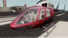 Buckingham SuperVolito Carbon GTA V for GTA San Andreas