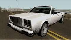 Greenwood Cabrio Edition for GTA San Andreas