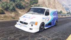 Ford Transit Supervan 3 2004 [add-on] for GTA 5