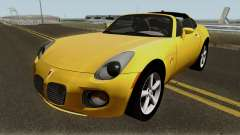 Pontiac Solstice GXP Coupe 2.0l 2009 for GTA San Andreas