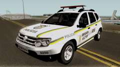 Renault Duster Policia for GTA San Andreas
