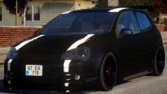 Volkswagen Golf GTI E.Akin Edition for GTA 4