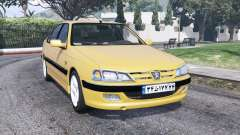 Peugeot Pars ELX 1999 [replace] for GTA 5