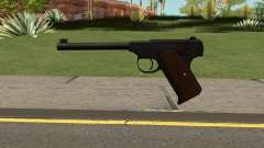Colt Woodsman Pistol for GTA San Andreas