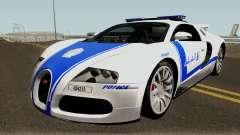 Bugatti Veyron 16.4 Algeria Police 2009