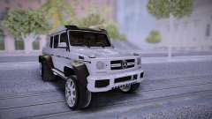 Mercedes-Benz G65 6X6 for GTA San Andreas
