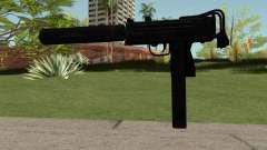 MAC-10 Black for GTA San Andreas