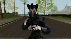 Dark Empress Kitana MKXM for GTA San Andreas