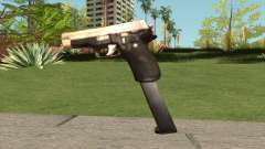 SIG Sauer P226 - With Extended Magazine for GTA San Andreas