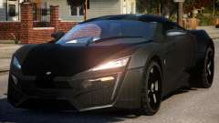Lykan HyperSport V1.2 for GTA 4