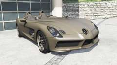 Mercedes-Benz SLR McLaren (Z199) 2009 [replace] for GTA 5