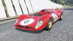 Ferrari 330 P4 1967 [add-on] for GTA 5