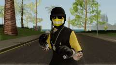 Skin Random 85 (Outfit Heist) for GTA San Andreas