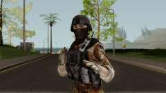 Pakistani Army Skin for GTA San Andreas
