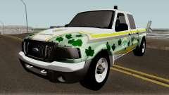 Ford Ranger 2007 da PATRAM for GTA San Andreas