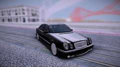 Mercedes-Benz E 55 AMG for GTA San Andreas