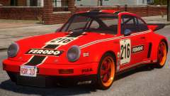 1974 Porsche 911 PJ3 for GTA 4