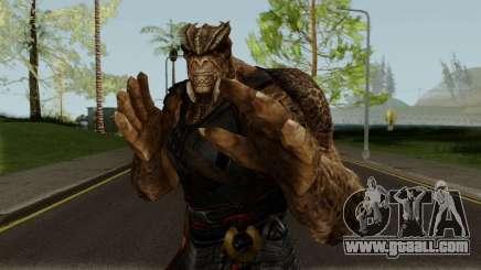 Marvel Future Fight - Cull Obsidian Infinity War for GTA San Andreas