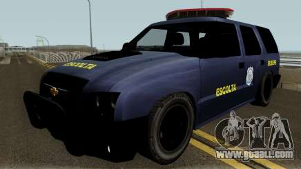 Chevrolet Blazer da SUSEPE for GTA San Andreas