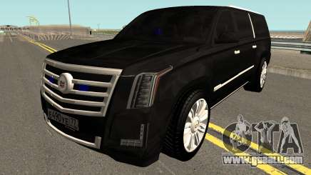 Cadillac Escalade FBI for GTA San Andreas