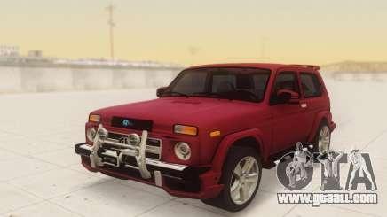 Niva 2121 Urban for GTA San Andreas