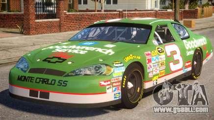 Chevy Monte Carlo SS PJ for GTA 4