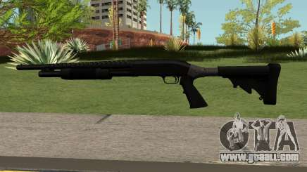MOSSBERG-590 (T.W.D.) Shane for GTA San Andreas
