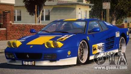 ViP Ferrari 512 TR PJ1 for GTA 4
