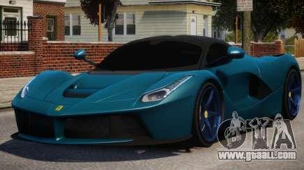 Ferrari LaFerrari V1.1 for GTA 4