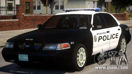 Braintree K9 Police for GTA 4