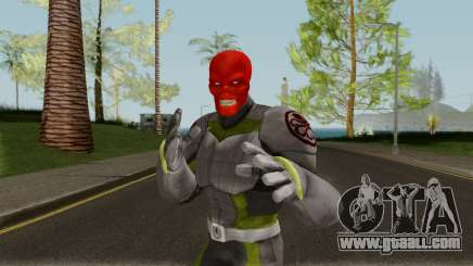 Red Skull from MSF for GTA San Andreas
