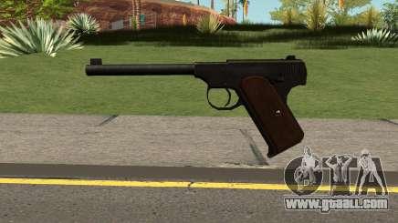 Colt Woodsman Pistol for GTA San Andreas