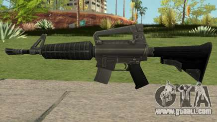 Fortnite M16 for GTA San Andreas
