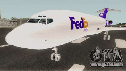 Boeing 727-200 FedEx for GTA San Andreas