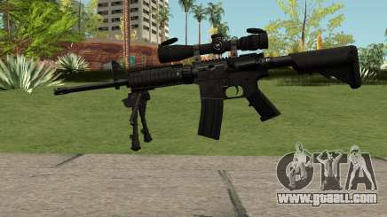 M4 Sniper for GTA San Andreas