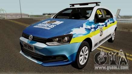 Volkswagen Voyage GCM Pelotas: GAR for GTA San Andreas