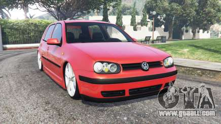 Volkswagen Golf (Typ 1J) 1997 [replace] for GTA 5