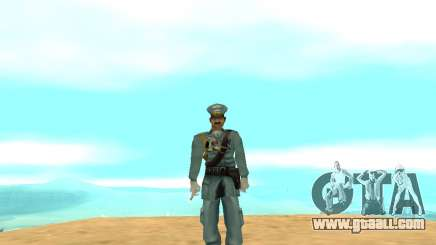 Mexican General for GTA San Andreas